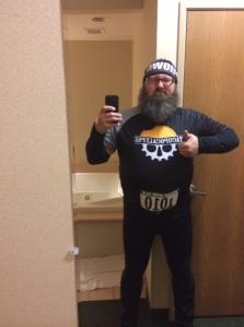 Pre-Race Selfie Sesh